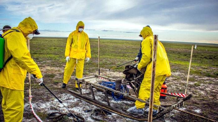 The deadly anthrax outbreak in Siberia